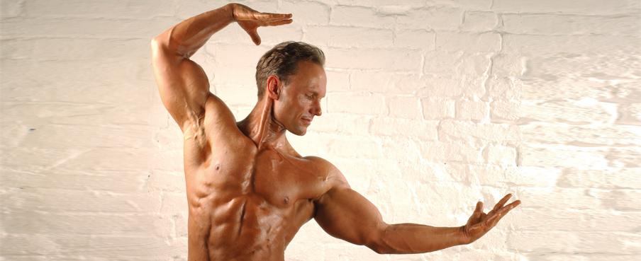 Natural Bodybuilder, Berend Breitenstein, Bodybuilding, Training, Muskeln