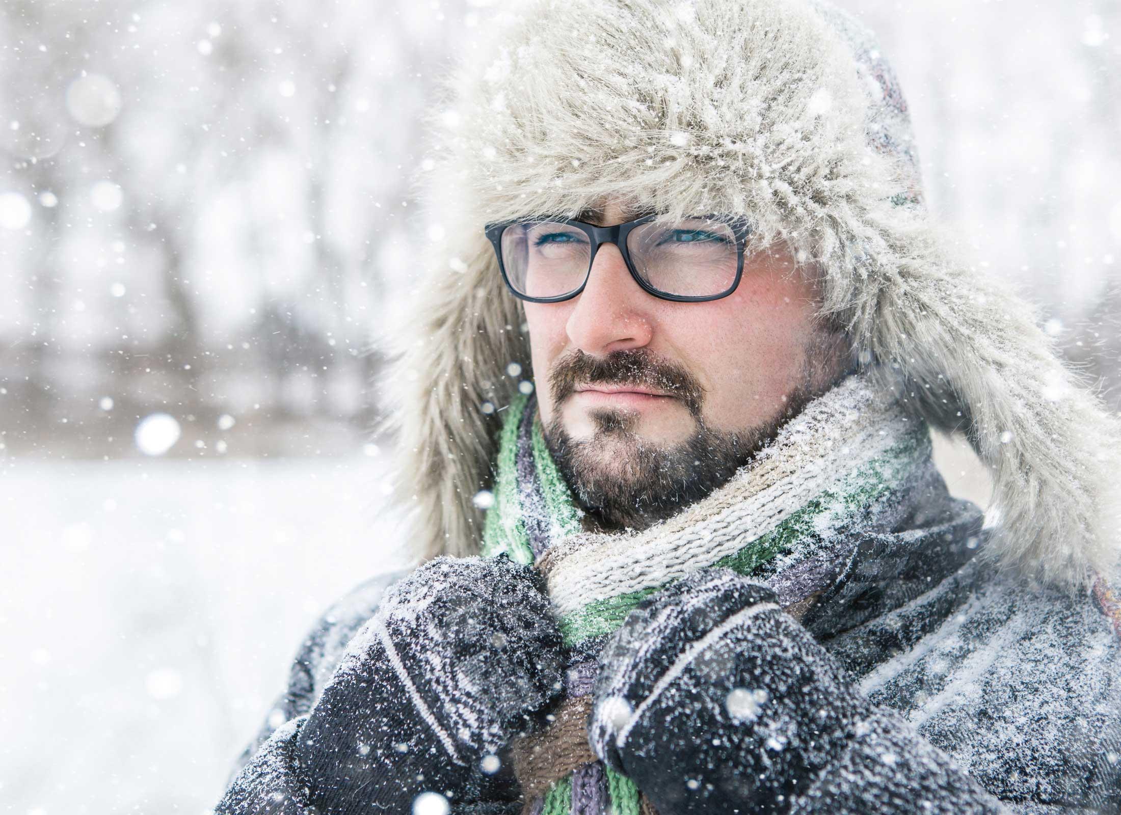 Eric Barbier, Haut, Pflege, Winter