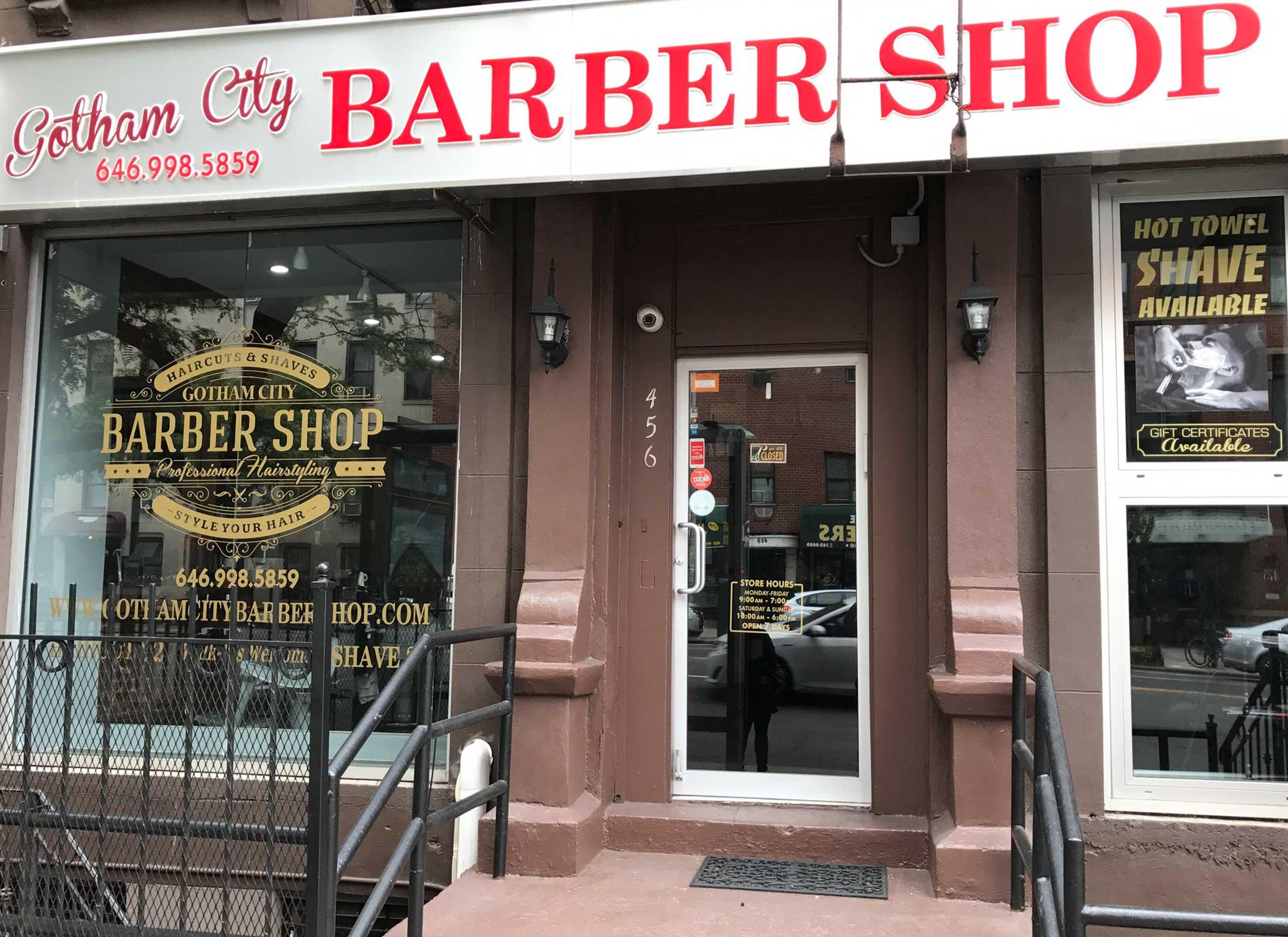 Barbershop, New York, Reise, USA