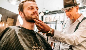Bart färben – geht das?