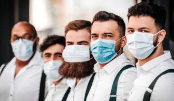 Maske und Bart – wie soll das klappen? Tipps von Bart-Profi Behar